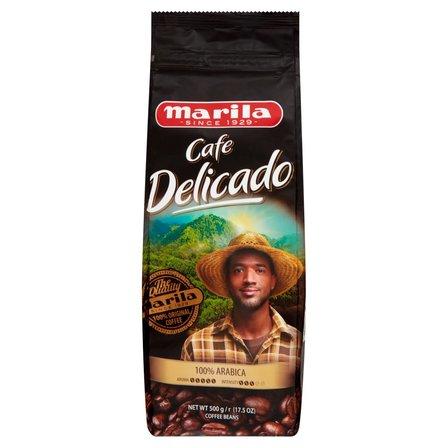 MARILA  Cafe Delicado Kawa ziarnista (1)