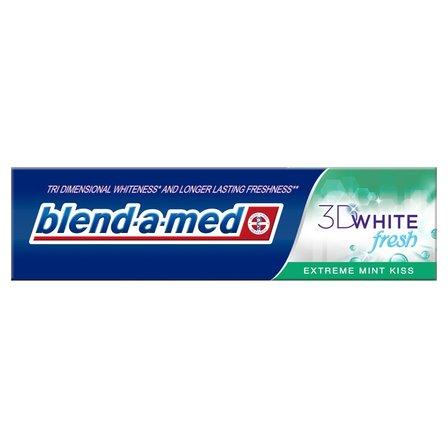BLEND-A-MED 3DWhite Fresh Extreme Mint Kiss Pasta do zębów (3)