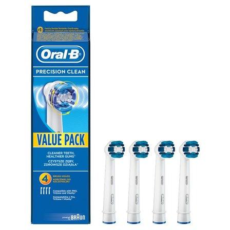 ORAL-B Precision Clean Końcówki do Szczoteczek Elektrycznych (2)