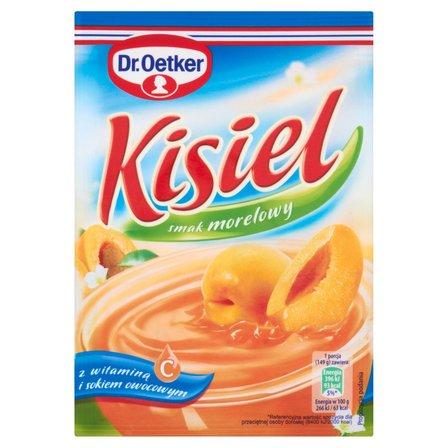 DR. OETKER Kisiel smak morelowy (1)