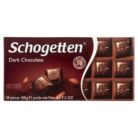 SCHOGETTEN Dark Chocolate Czekolada (1)