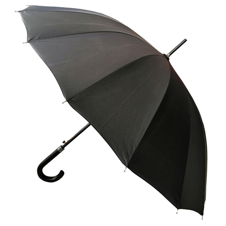 ZEST Parasol 100cm czarny (1)