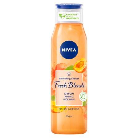 NIVEA Fresh Blends Żel pod prysznic morela i mango (1)