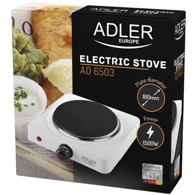 ADLER Kuchenka elektryczna jednopalnikowa AD6503 (5)