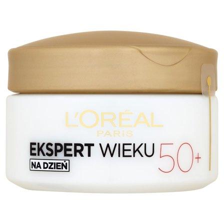 L'Oréal Paris Ekspert Wieku 50+ Przeciwzmarszczkowy krem ujędrniający na dzień (2)