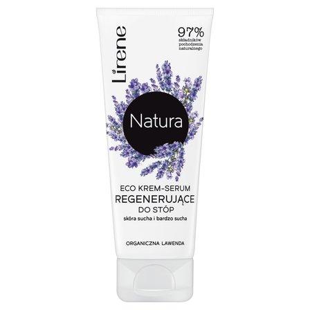 LIRENE Natura Eco krem-serum regenerujące do stóp (1)