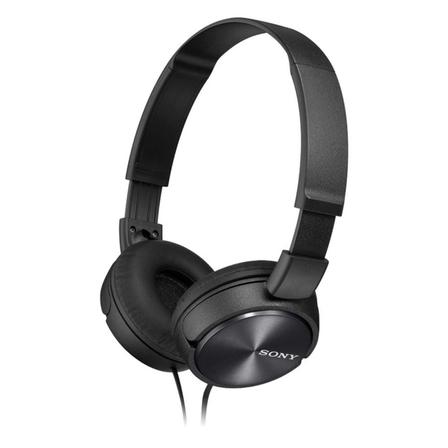 SONY Słuchawki nauszne Headset MDR-ZX310AP czarne (1)