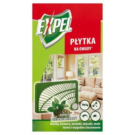 EXPEL Płytka na owady - komary, meszki, muszki (2)