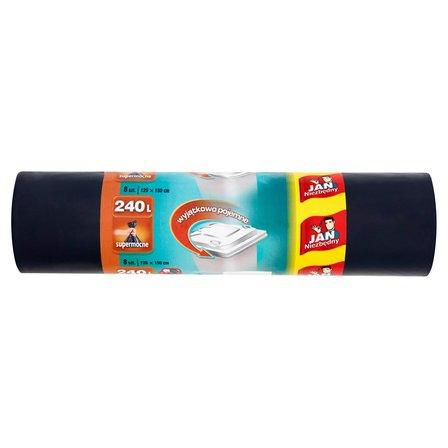 JAN NIEZBĘDNY Worki na śmieci 240 l (1)