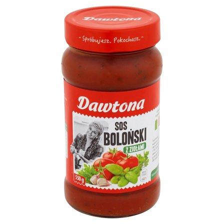 DAWTONA Sos boloński z ziołami (1)