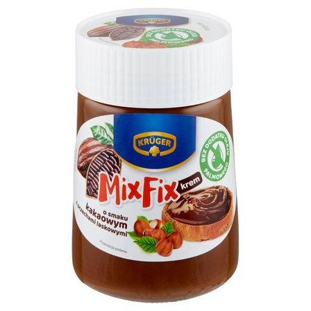 KRUGER Mix Fix Krem o smaku kakaowym z orzechami laskowymi (1)