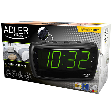 ADLER Radiobudzik AD1121 (4)