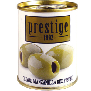 PRESTIGE Oliwki Manzanilla bez pestek (1)