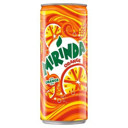 MIRINDA Orange Napój gazowany (1)