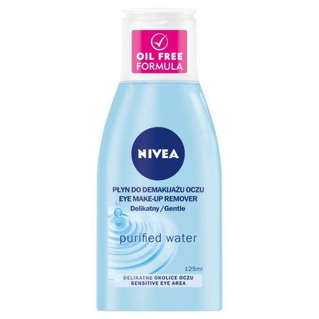 NIVEA Delikatny płyn do demakijażu oczu (1)