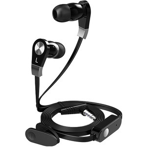 BLOW Słuchawki douszne B-11 czarne (1)