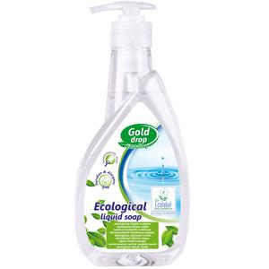 GOLD DROP eco line Ekologiczne mydło w płynie (1)