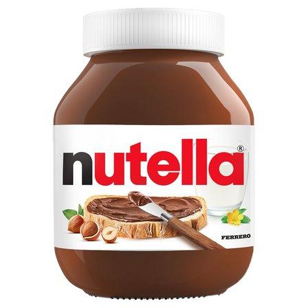 NUTELLA Krem do smarowania z orzechami laskowymi i kakao (1)
