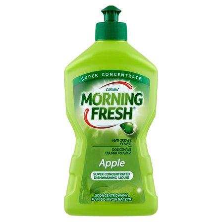 MORNING FRESH Apple Skoncentrowany płyn do mycia naczyń (1)
