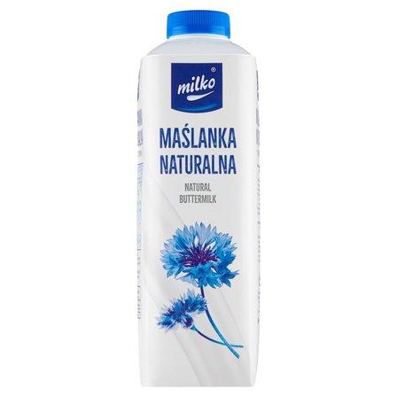 MILKO Maślanka naturalna (2)