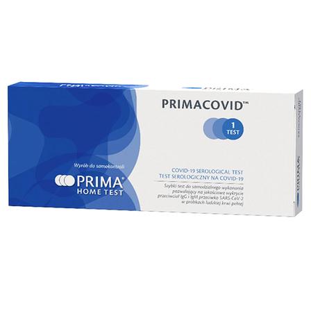 PRIMA Test serologiczny na przeciwciała Covid-19 (1)