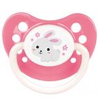 CANPOL BABIES Smoczek silikonowy anatomiczny Bunny&Company 6-18m (2)