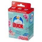 DUCK Fresh Discs Podwójny zapas do toalety o zapachu kwiatowym (2 x 36 ml) (1)