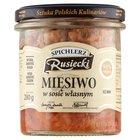 SPICHLERZ RUSIECKI Mięsiwo w sosie własnym (2)