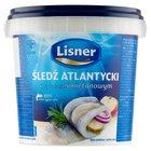 LISNER Filety śledziowe krojone w sosie śmietanowym (2)