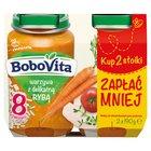 BoboVita Warzywa z delikatną rybą po 8 m-cu (2 szt.) (2)