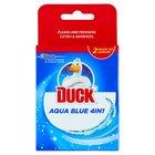 DUCK Aqua Blue 4in1 Podwójny zapas do zawieszki 2 x 40 g (2)