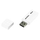 GOODRAM Pendrive 64GB USB 2.0 UME2 biały (1)