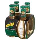 SCHWEPPES Premium Mixer Ginger Ale Napój gazowany (4 x 200 ml) (1)