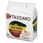 TASSIMO Jacobs Cappuccino Classico Kawa mielona (8 kaps.) i mleko (8 kaps.) (1)