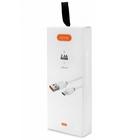 VIDVIE Kabel USB - Typ-C 1m CB442 biały (2)