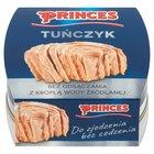 PRINCES Tuńczyk bez odsączania z kroplą wody źródlanej (1)
