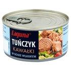 LAGUNA Tuńczyk kawałki w sosie własnym (1)