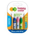 HAPPY COLOR Cool Gang Skuwki z gumką do długopisów wymazywalnych (3)
