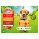 FRISKIES Vitafit Adult Karma dla psów (12 x 100 g) (2)