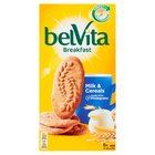 BELVITA Breakfast Milk & Cereals Ciastka zbożowe (6x50g) (2)