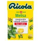 RICOLA Szwajcarskie cukierki ziołowe melisa (2)